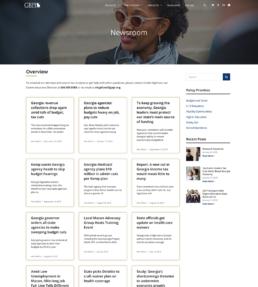 GBPI Newsroom Page Image