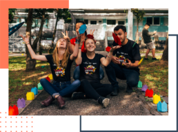 Nonprofit Web Design Agency Team