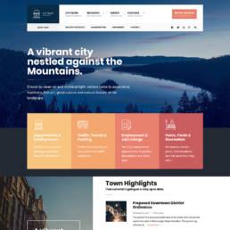 nonprofit websites city image